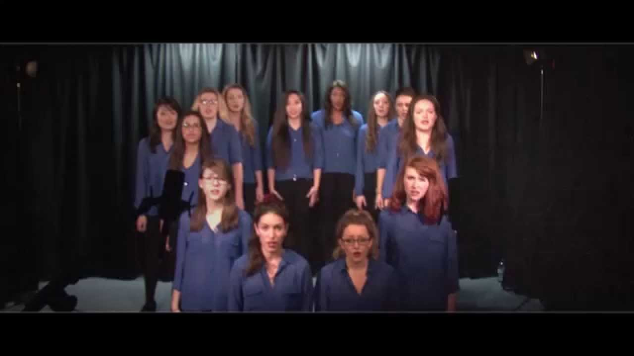 Chandelier cover by The Imperielles - YouTube
