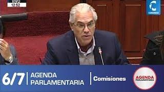 Sesión Comisión de Constitución 6/7 (24/06/19)