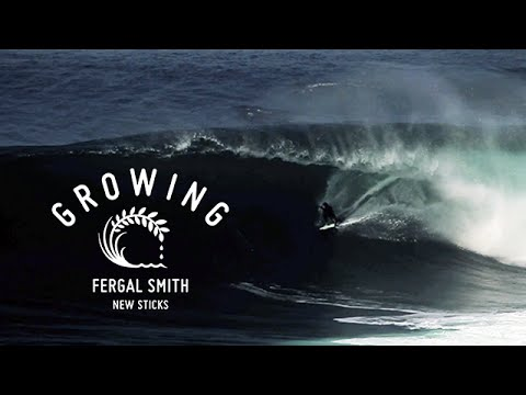 Fergal Smith - New Sticks | Growing - Episode 10