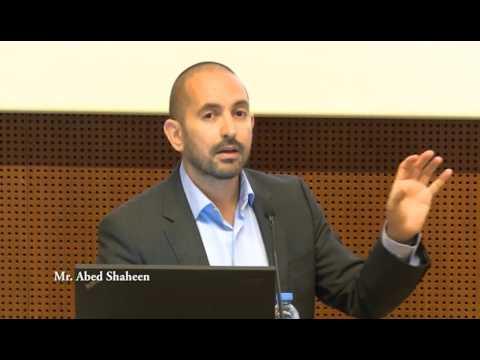 Cognitive Analytics Management #CAM2016: Mr Abed Shaheen