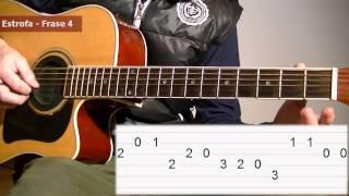Especial Mundial Brasil 2014: Como Tocar El Himno Nacional Mexicano En Guitarra Acústica TCDG