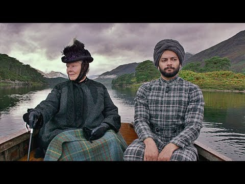 'Victoria and Abdul'   2017  Judi Dench, Ali Fazal