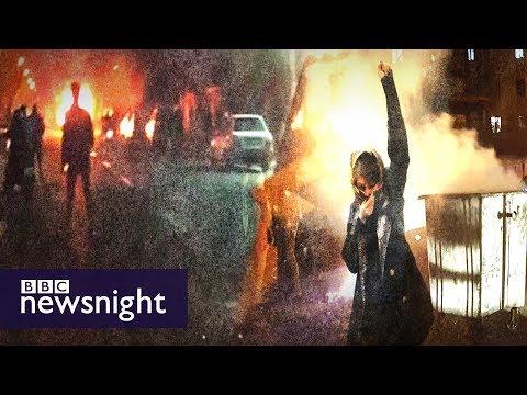 Iran protests - BBC Newsnight