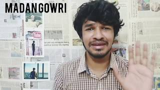 12 Facts about condoms   Tamil   Madan Gowri   MG