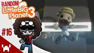 Deathrun Levels! - Little Big Planet 3: Random Multiplayer - Ep. 16