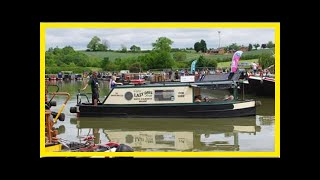 Breaking News | Push the boat out with narrowboat holiday from Rugby
