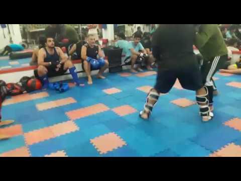 K7  fitness kickboxing academy ! Round 1 Karachi (Pakistan) 2k17
