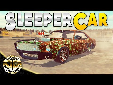 SLEEPER CAR FORD MUSTANG : Car Mechanic Simulator 2018 Gameplay : CMS 2018 Let's Play