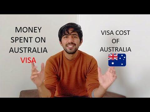 STUDENT VISA COST AUSTRALIA | HOW MUCH MONEY I SPENT ON AUSTRALIAN VISA