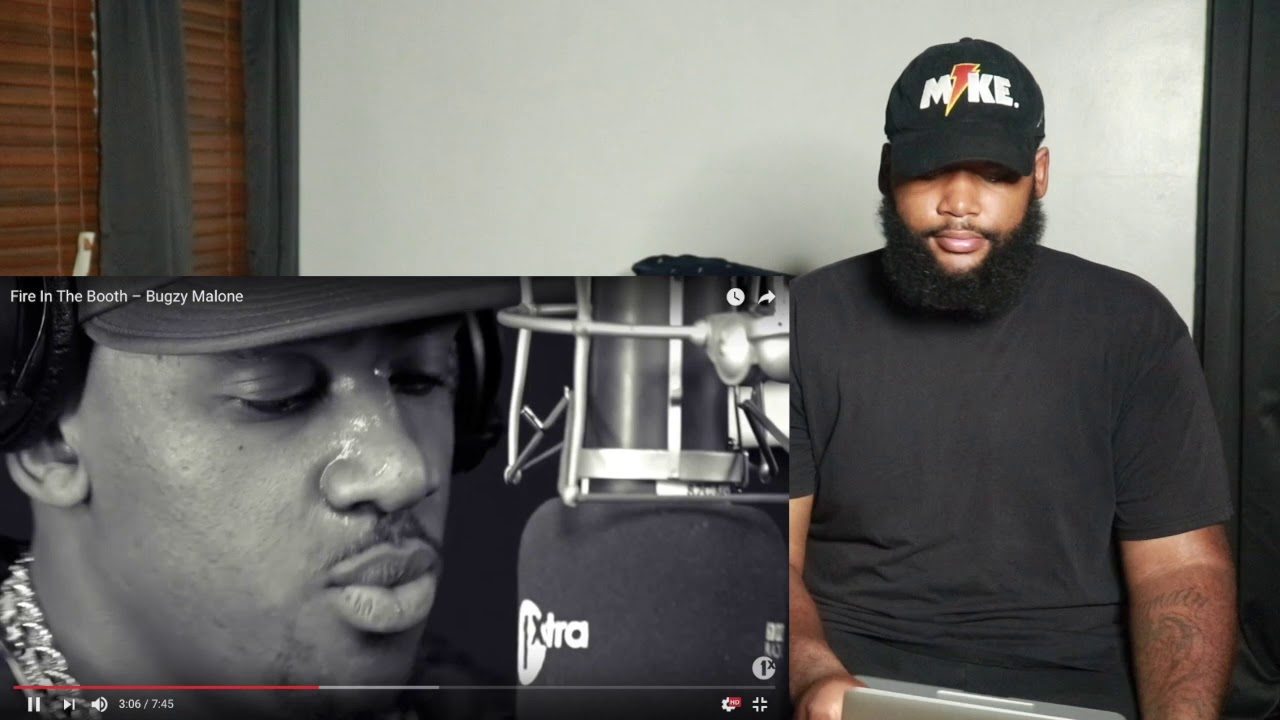Fire In The Booth – Bugzy Malone (REACTION) - YouTube 880a8d3017d
