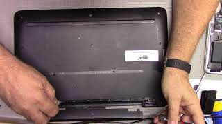 HP 17 x010ds disassembly