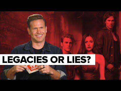 Legacies Cast Plays The Vampire Diaries Trivia Game