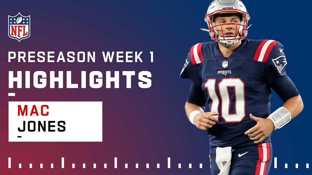 NFL Week 1 scores, highlights, updates, schedule: Mac Jones ...