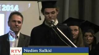 Promocija 30 generacije maturanata Gimnazije Lukavac