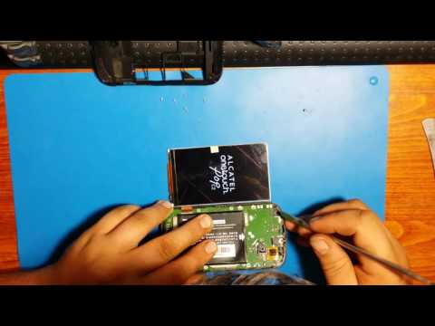Замена дисплея  Alcatel One Touch 4032d