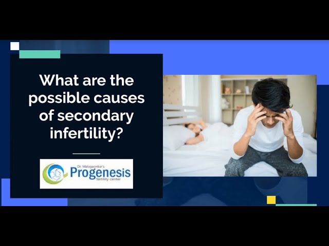 Causes of Secondary Infertility