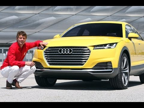 audi tt offroad concept wird das der neue audi q4 youtube. Black Bedroom Furniture Sets. Home Design Ideas