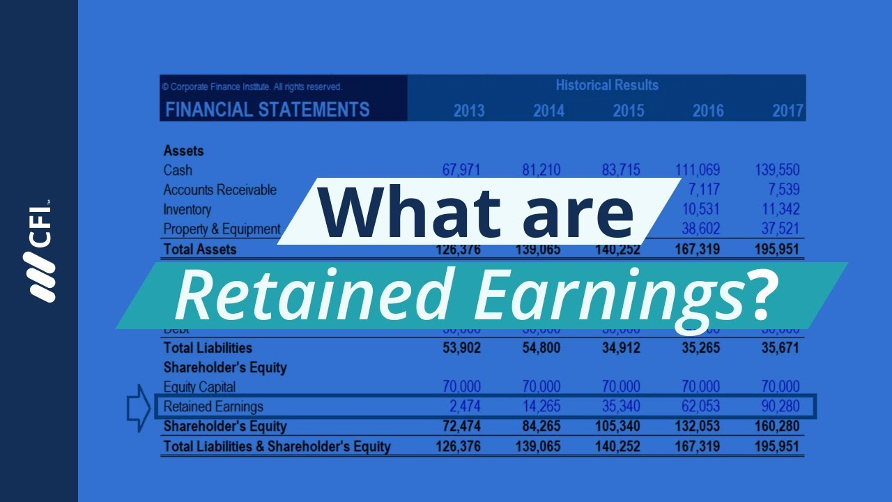 What are Retained Earnings? - Guide, Formula, and Examples