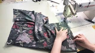 [패턴없이 옷만들기] 원피스- DIY, REFASHIO…