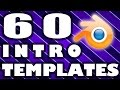 TOP 60 Blender Intro Template + Free Download 2015