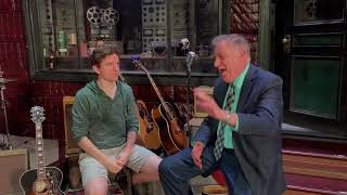 Marty's Corner with James Penca
