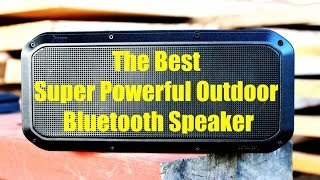 Divoom Voombox Party Review - The Best Super Powerful Outdoor Bluetooth Speaker