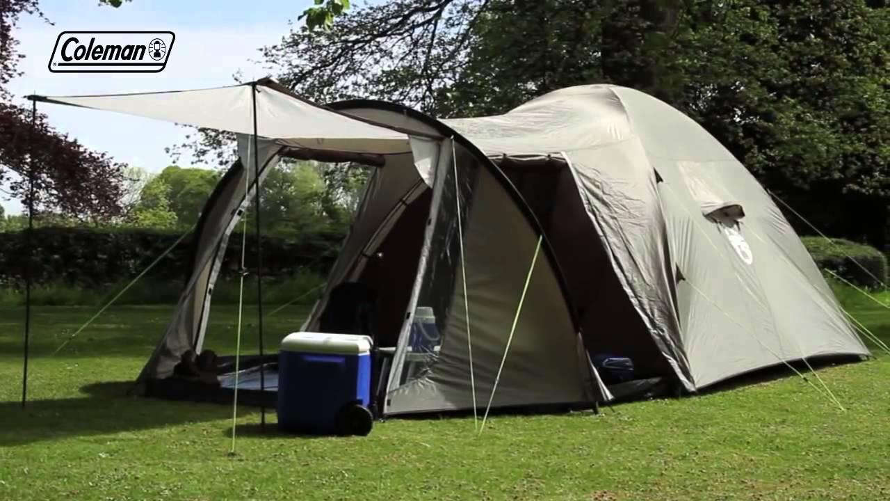 tenda Coleman® Trailblazer 5 Plus & tenda Coleman® Trailblazer 5 Plus - YouTube