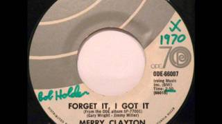 FUNKY SOUL: Perry Clayton - Forget It, I Got It (Sample)