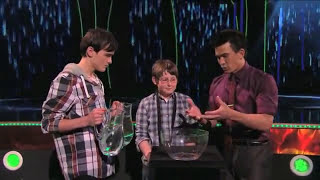 SHAPE WATER? What?!? Impossible Science Curator Jason Latimer Uses Applied Chemistry