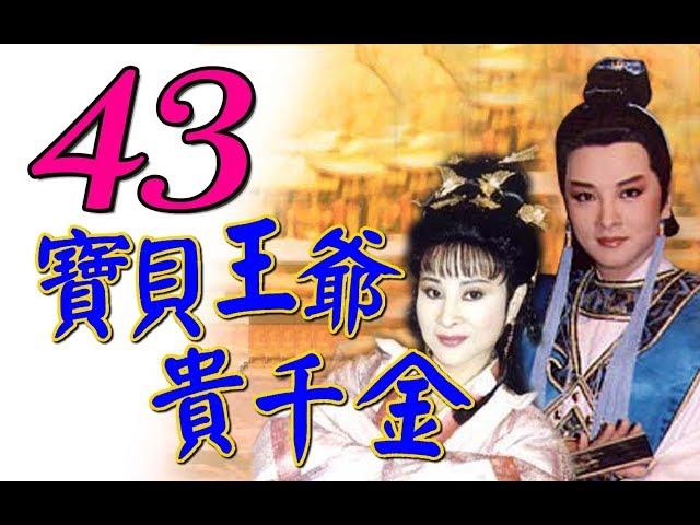 歌仔戲『寶貝王爺貴千金』第43集(黃香蓮 許秀年 陳小咪 廖麗君)_1993年