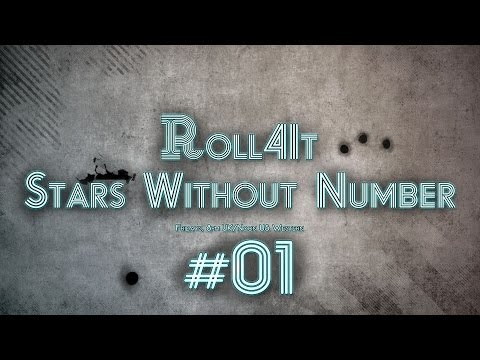 Stars Without Number Roll4It #01 TO ODDLY GO - Stars Without Number