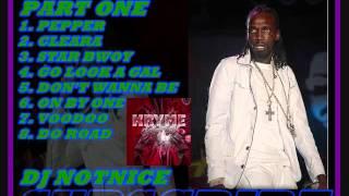 Mavado 2011 Boss Mix  PT 1 - September 2012 - DJ NOTNICE