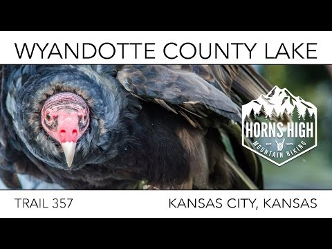 WYANDOTTE COUNTY LAKE | TRAIL 357 | KANSAS CITY, KANSAS