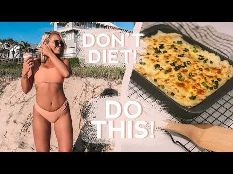 What to do INSTEAD of dieting II Health Kick ep 3: strength workout + chicken pie recipe!