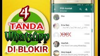 Inilah 4 Tanda WhatsApp Kamu Di Blokir Orang Lain