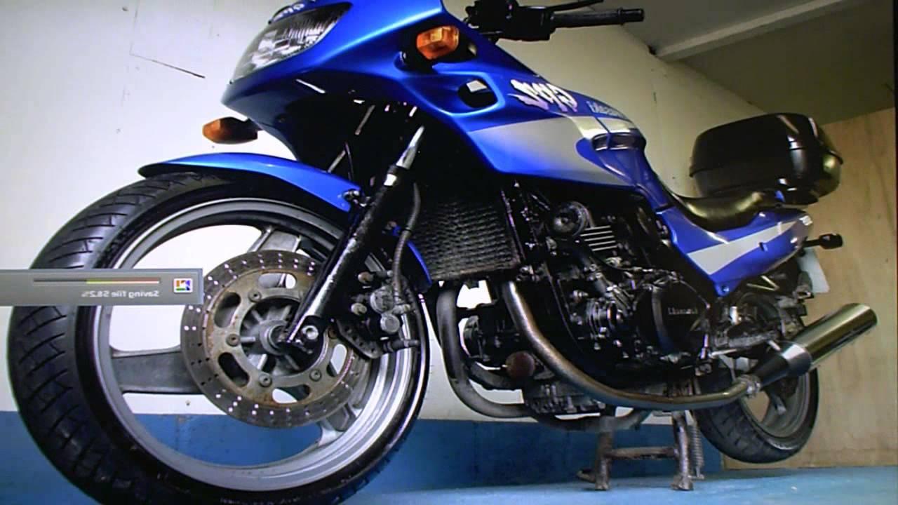 Kawasaki Wsa