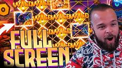Mega win Full Screen Wild  on Serengeti Kings  slot - Top 5 Biggest Wins of week