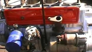 Китайский стартер на газ 3110 с 402 двигателем.