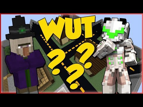 WHAT IS EVEN HAPPENING!? - Wut? Minecraft Custom Map!