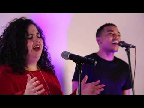Let It Rain/Come Like You Promised - Brownsville Worship (Cover by Lorraine Felix feat. Curtis Crum)