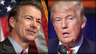 OBAMA WILL CRY HIMSELF TO SLEEP TONIGHT WHEN HE SEES WHAT RAND PAUL & TRUMP ARE DOING!