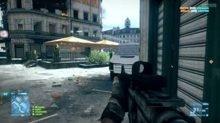 BattleField 3 Gameplay on OLD PC ULTRA