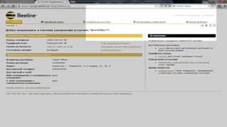 видео Блокировка и разблокировка своего номера Билайн