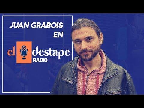 El Destape Radio | Entrevista exclusiva a Juan Grabois