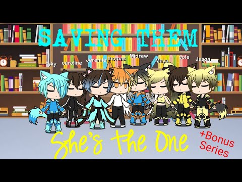 She's The One + The Twins And The Gangsters (BONUS SERIES) || Episode 14 Season 1 || Gacha Life