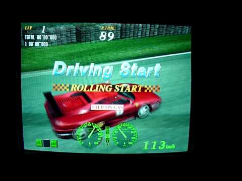 Sega F355 Challenge UK Arcade Cab Resurrection - Part 1