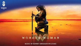 Wonder Woman39;s Wrath  Wonder Woman Soundtrack  Rupert GregsonWilliams Official