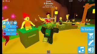 Roblox Mining Simulator | Time To Mine!!! | #1