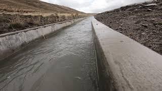 Canal Tucu Chiquián - Proyecto de mejoramiento del servicio de agua de riego en Bolognesi