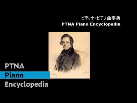 シューマン/花の曲 変ニ長調Op.19/演奏:園田高弘